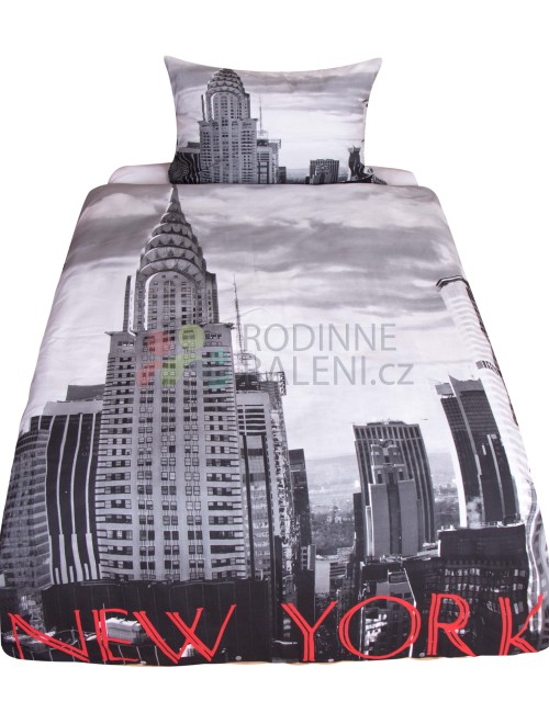 povleceni NEW YORK RED full